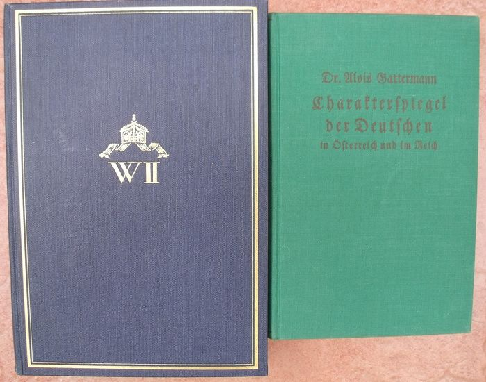Germany - Kaiser Wilhelm II From my life 1927 - Book - 1927
