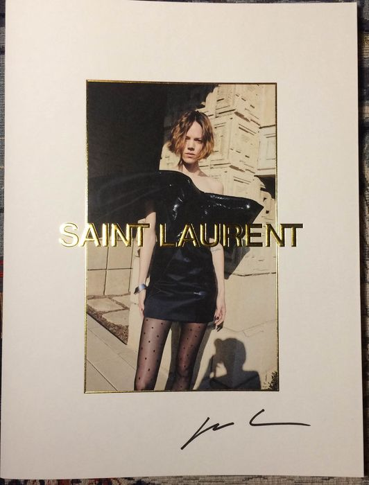Juergen Teller - Saint Laurent  - 2019
