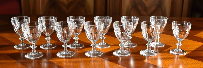 Glass services 5 cl - Crystal of Arques