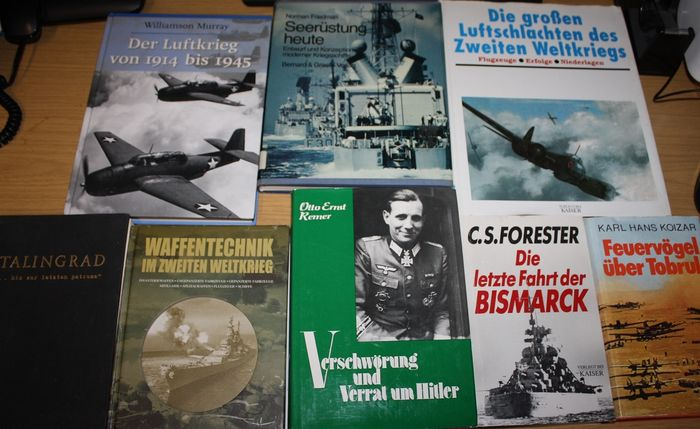 Germany - 23-part literature package on the topics III.Rich and World War II - 1999