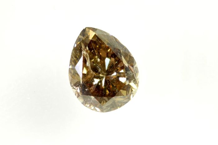 Diamante - 0.51 ct - Pera - * NO RESERVE PRICE *