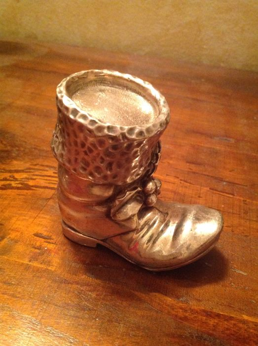 boot (1) - .980 silver