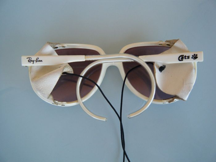 Ray Ban Cats  B & L  7000 Glacier vintage Glasses