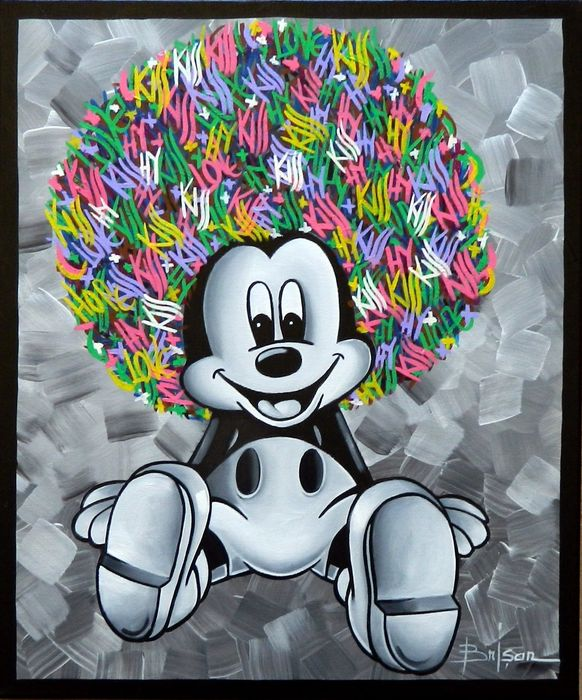 Sage- Brisan Gabriel - Happy Mickey