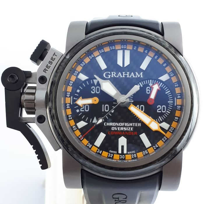 Graham - chronofighter Oversize Commander - 20VATCO - Hombre - 2000 - 2010