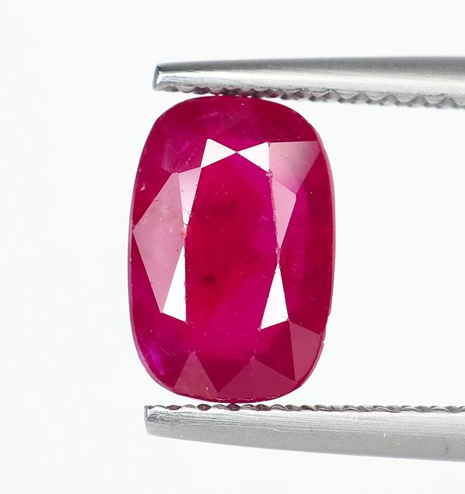 No Reserve - Ruby  - 2.08 ct