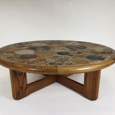Salontafel Massief Eikenhout.Tue Poulsen Haslev Mobelsnedkeri Coffee Table 1 Catawiki