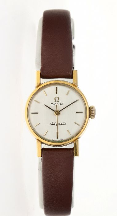 """Omega - Ladymatic - """"NO RESERVE PRICE"""" - 561.005 - Dames - 1960-1969"""