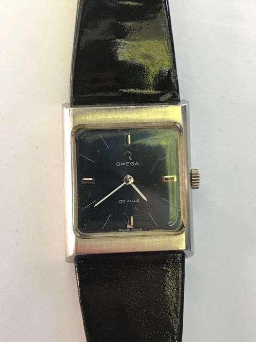 "Omega - De Ville Lady - ""NO RESERVE PRICE"" - Women - 1980-1989"