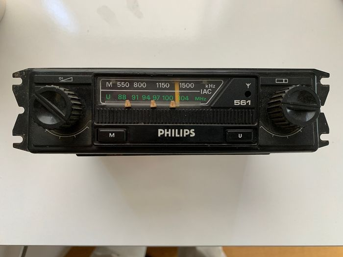 Radio - Philips - PHILIPS 22 AN 561 / 00 Made in France - 1977