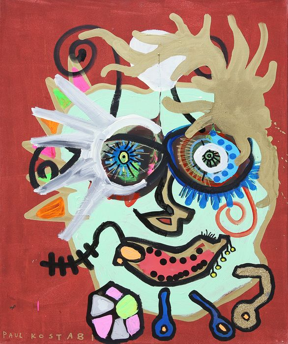 Paul Kostabi - More To The Sensual Ear I Will Indear