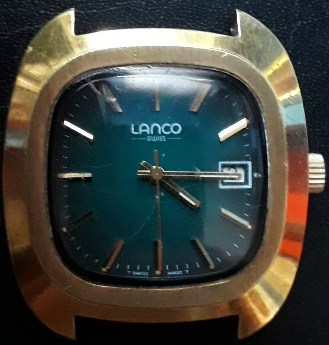 Lanco - Swiss - 62014 - Men - 1960-1969