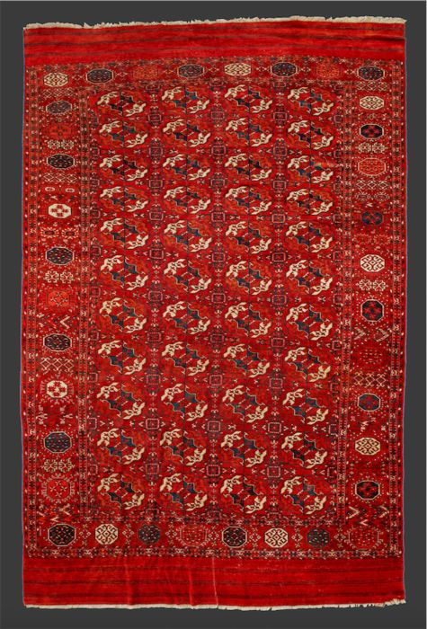 Tekke Main - Carpet - 205 cm - 310 cm
