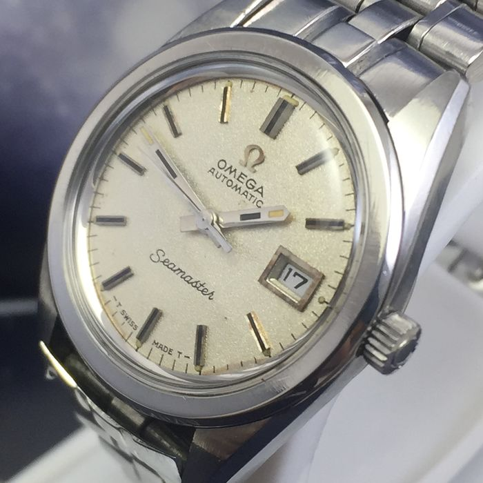"Omega - ""NO RESERVE PRICE"" Seamaster Automatic Cal. 681  - Women - 1980-1989"