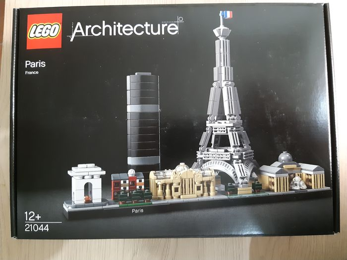 LEGO ARCHITECTURE SET 21044 PARIS FRANCE