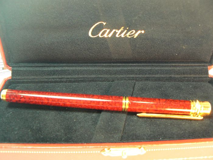 Cartier Le Must  - Stylo à bille - Collection