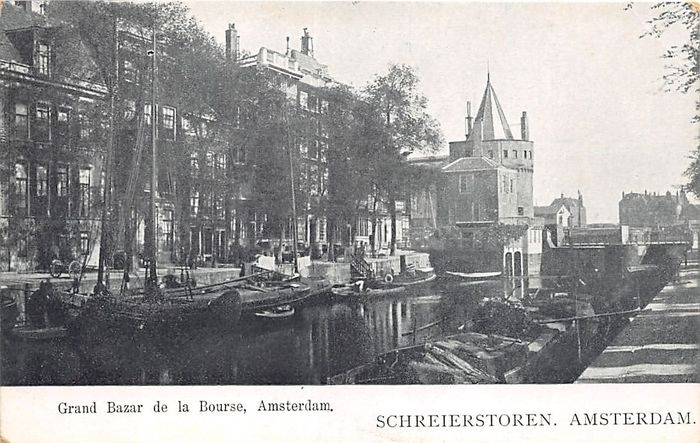 Amsterdam - Postcards (Collection of 95) - 1900-1960