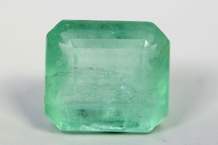 No Reserve Price - Colombia - Emerald  - 16.76 ct