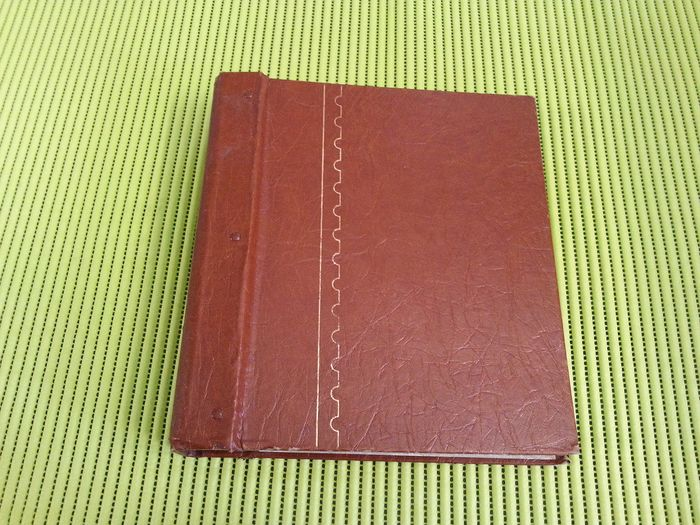 Monaco 1939/1987 - Collection in a M.O.C. binding in mint condition* (neat hinge)