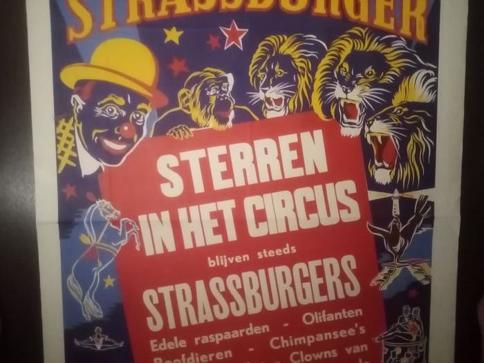Anonymous - Circus Strassburger - 1958