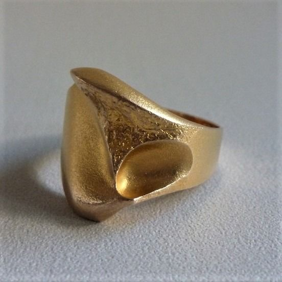 Lapponia - 14 kt Guld - Ring