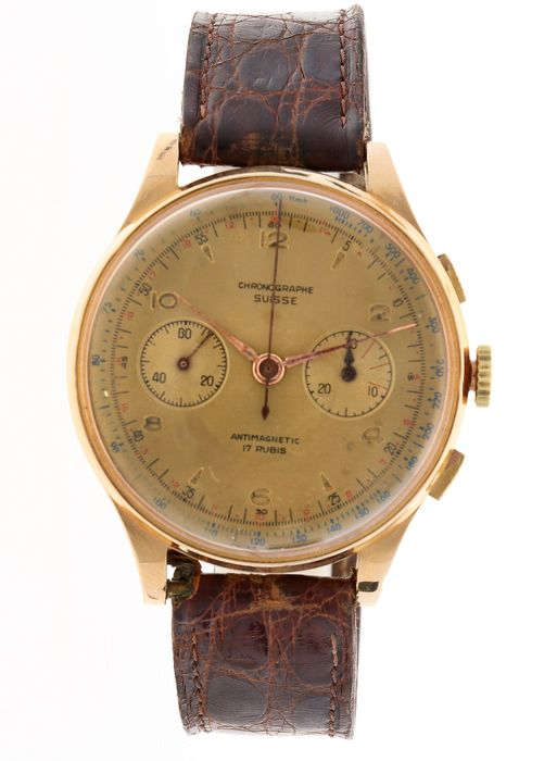 Chrongraphe Suisse - Chronograph - Men - 1950-1959