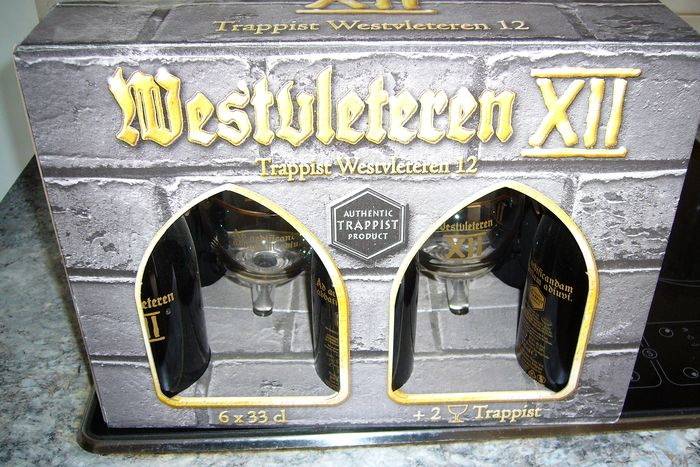 The famous Westvleteren XII special edition