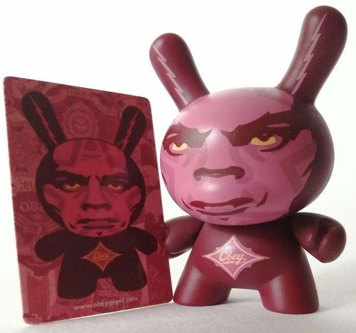 Shepard Fairey (OBEY) - Obey Dunny