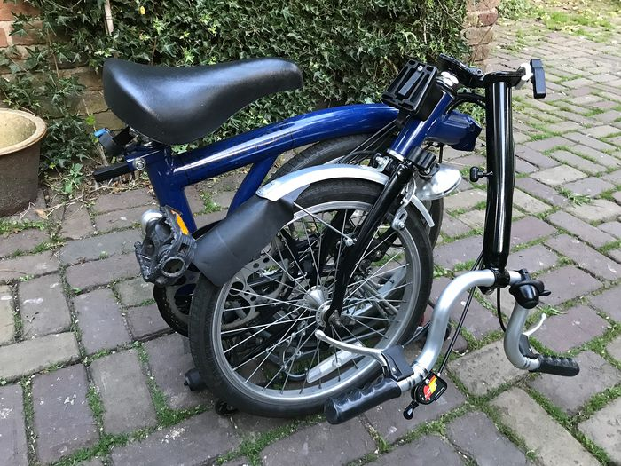Brompton Bicycle - T3 - Foldable bicycle - 1999