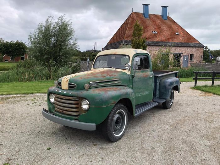 Ford - F3 - 1950