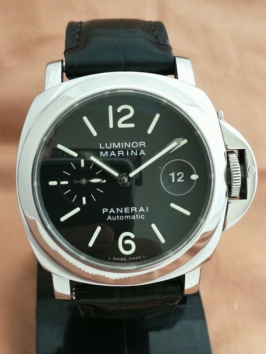 Panerai - Luminor Marina - PAM00104 - Men - 2000-2010