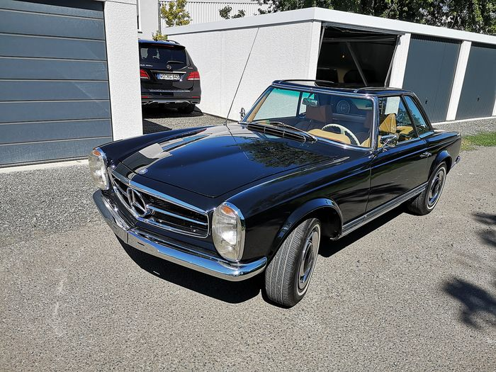 Mercedes-Benz - 230 SL - 1963