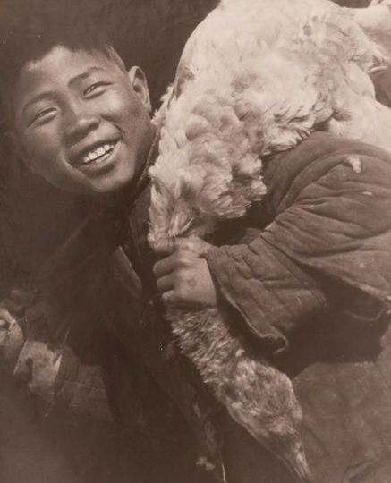 Anonimo (XX)  - Album of Chinese Christians, ca 1920's/1930's