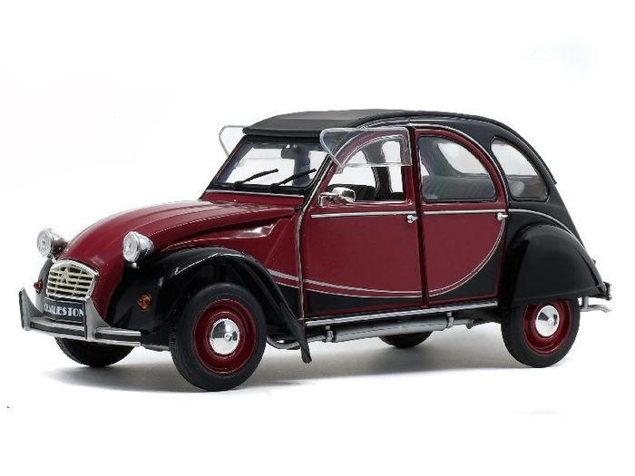 Solido - 1:18 - Citroën 2CV6 Charleston