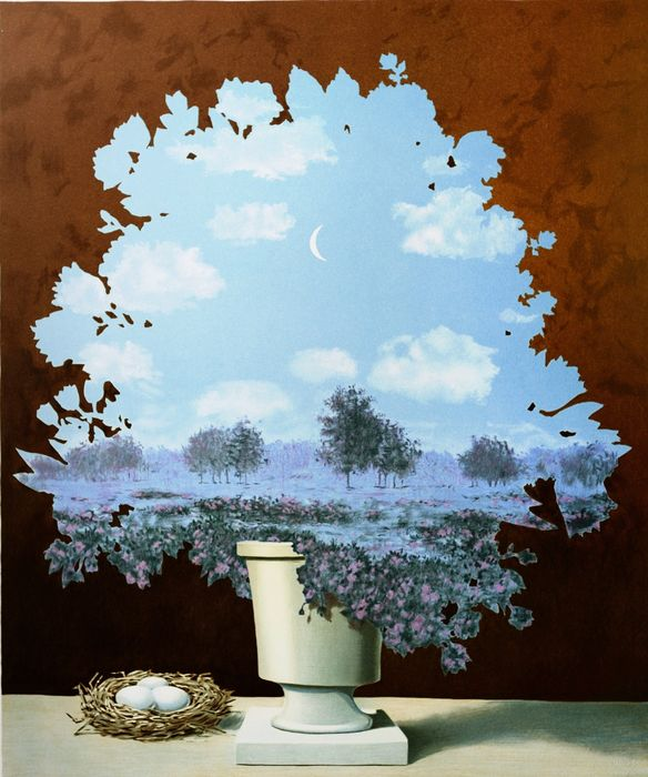 René Magritte (after) - Le Pays des Miracles (The Land of Miracles)