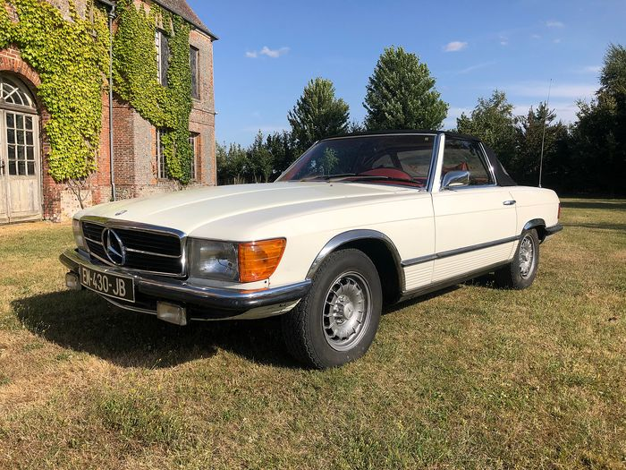 Mercedes-Benz - 450 SL - 1974