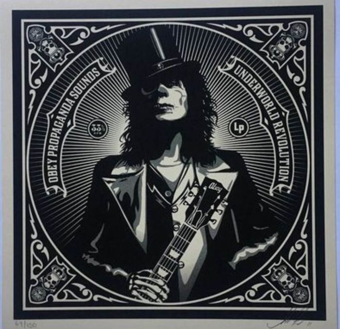 Shepard Fairey (OBEY) - Underworld Revolution