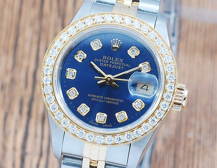 Rolex - Datejust Lady - 69173 - Damen - 1990-1999