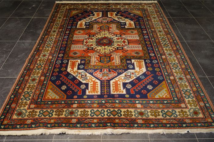 Kazak Derbent - carpet - 259 cm - 166 cm