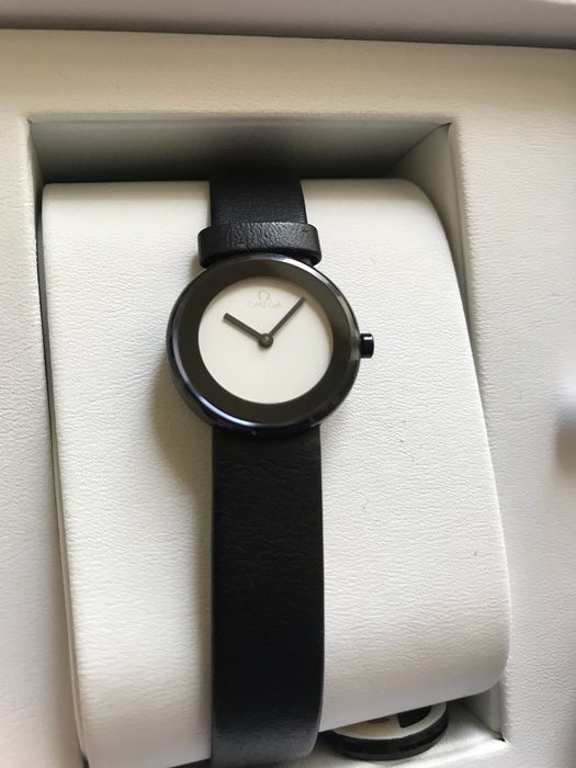 Omega - Art collection Limited edition 1987 - max bill -!!!!No Reserve!!! - Women - 1980-1989