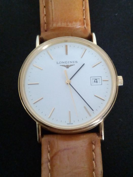 Longines - classic gold - 7890 - Men - 2011-present
