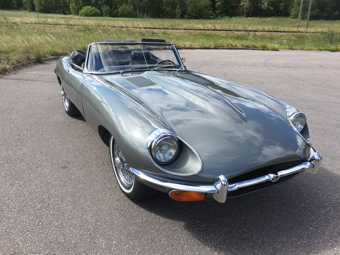 Jaguar - E-Type 4.2 Series 2 - 1970