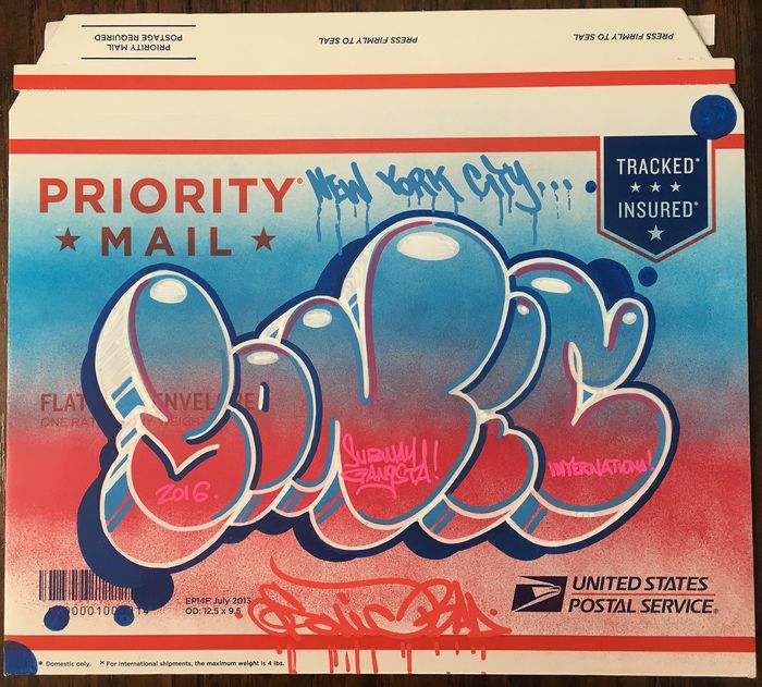 Sonic Bad - Sonic's priority mail