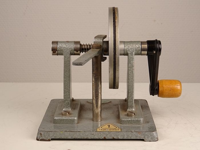 Demonstration model of a clutch assembly - Phylatex - 1950-1960
