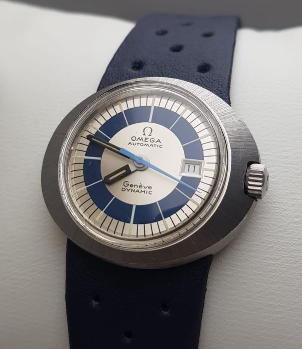 Omega - 'NO RESERVE PRICE' Dynamic Automatic Luxury Vintage Lady   - Women - 1970-1979