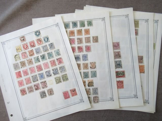 Oostenrijk - Collection of stamps