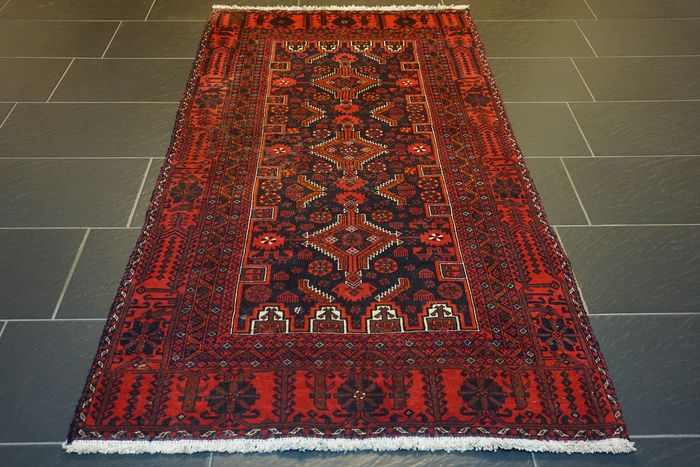 Beloudj - Carpet - 195 cm - 110 cm