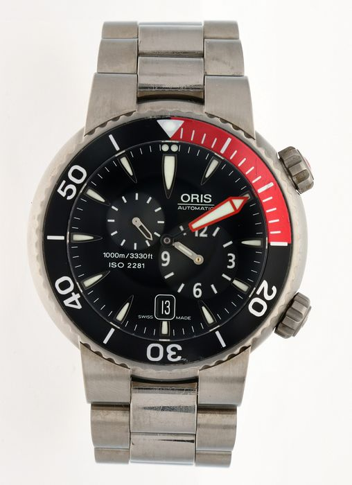 Oris - Regulateur TT1 Divers - 649-7541 - Men - 2000-2010