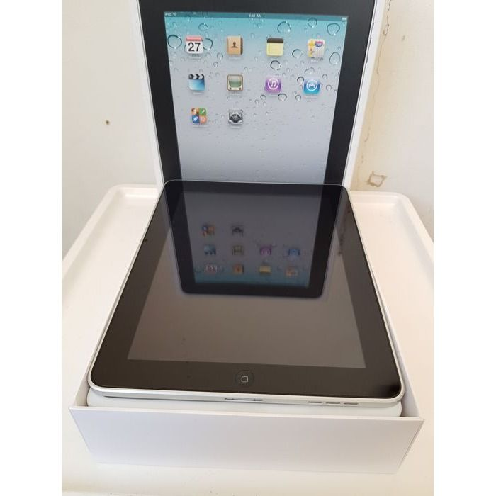 Apple - iPad 1 (16 GB) - A1337 - En la caja original