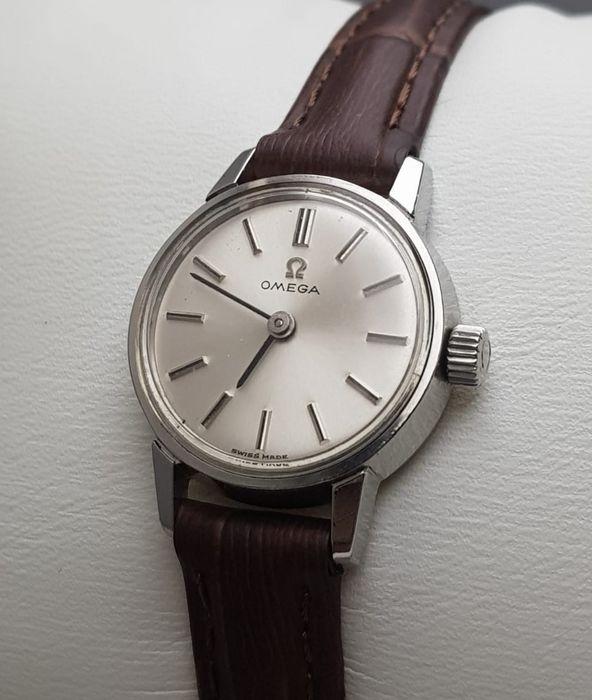 Omega - 'NO RESERVE PRICE' Seamaster Mechanical Luxury Vintage Lady   - Dames - 1970-1979